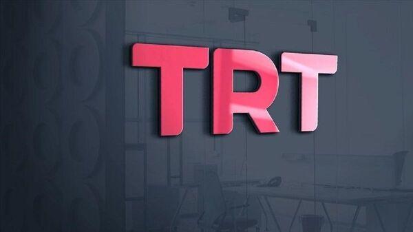TRT - logo - Sputnik Türkiye