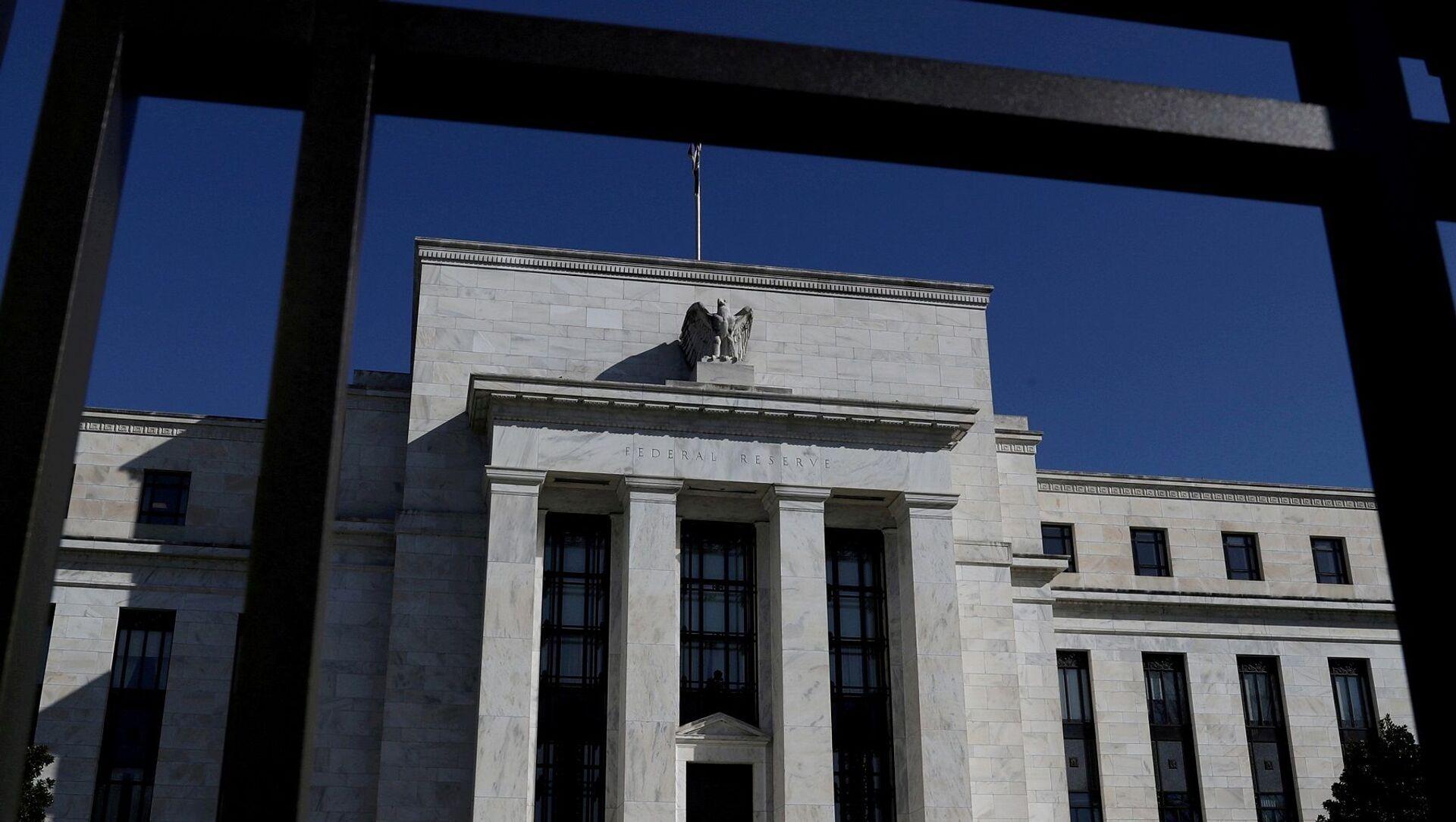ABD Merkez Bankası - Fed - Sputnik Türkiye, 1920, 28.07.2021