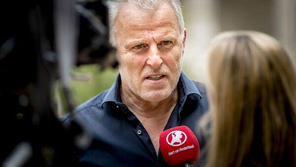 Peter R de Vries - Sputnik Türkiye