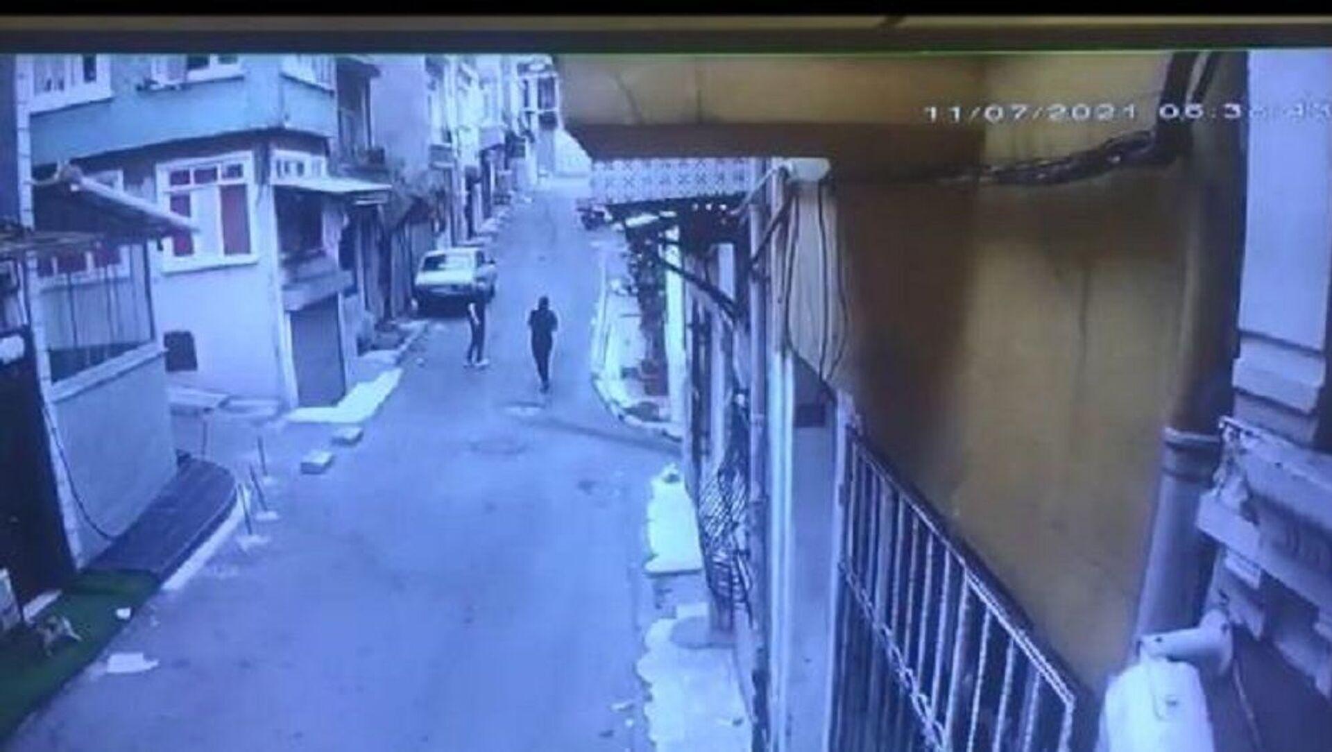 Pencere korkuluklarından tırmanarak girdikleri evleri soyan şüpheliler yakalandı - Sputnik Türkiye, 1920, 15.07.2021