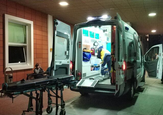 Ambulans - Ölüm - Olay yeri - Hastane