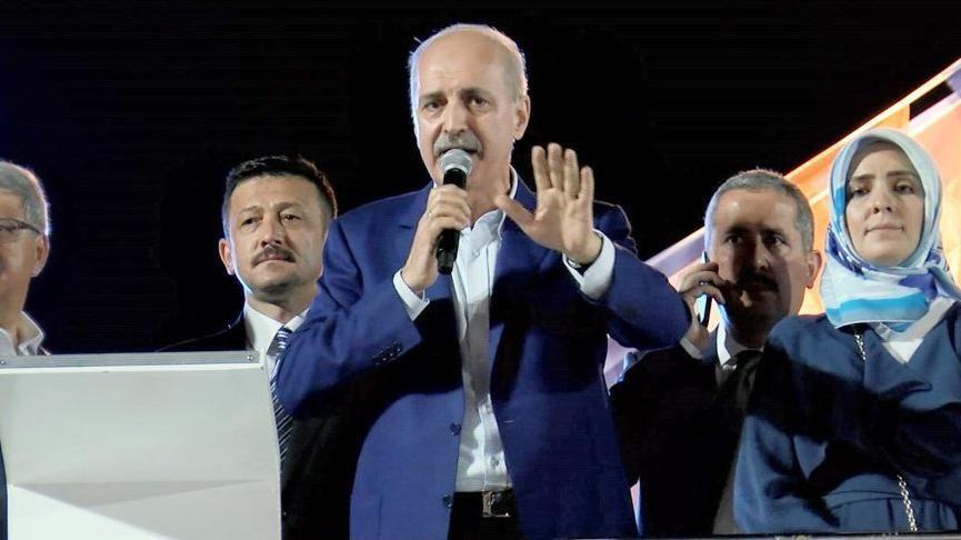 AK Partili Kurtulmuş: 15 Temmuz başarılı olsaydı Türkiye yabancı güçler tarafından işgal bile edilebilirdi