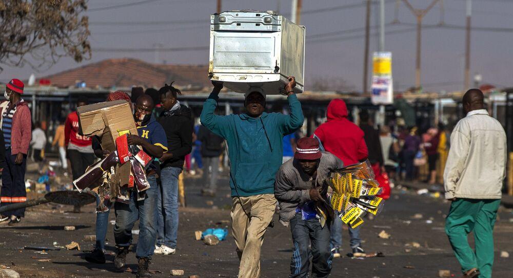 Güney Afrika'daki protestolarda ölü sayısı 200'ü aştı
