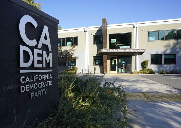 ABD Demokrat Parti Binası - Kaliforniya