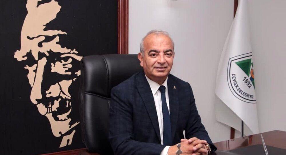Zonguldak'ın Devrek ilçesi Belediye Başkanı Çetin Bozkurt