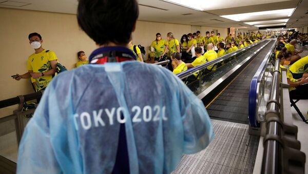 Tokyo 2020 Olimpiyatları - Sputnik Türkiye