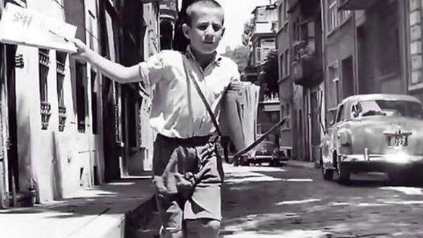 Ünlü fotoğraftaki 'gazeteci çocuk' yaşamını yitirdi - Sputnik Türkiye