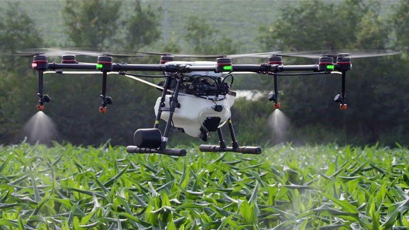 Tarımda verimlilik için insansız hava aracı filoları kurulacak