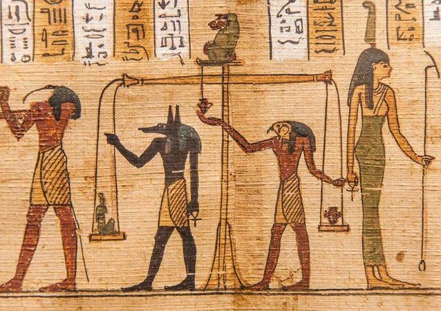 Tibet Ölüler Kitabı / Antik Mısır