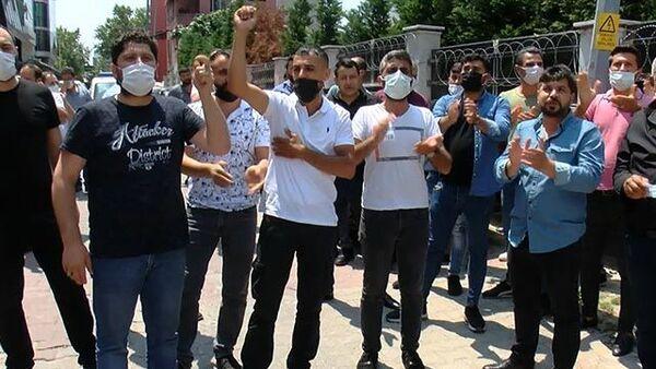 Saadet zinciri eylemi: 'Bu kez kaçmadan yakalayın' - Sputnik Türkiye
