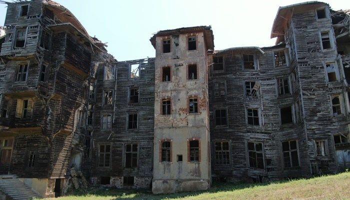 Büyükada Rum Yetimhanesi'nin restorasyonu için 20 milyon euroluk bütçe gerekiyor
