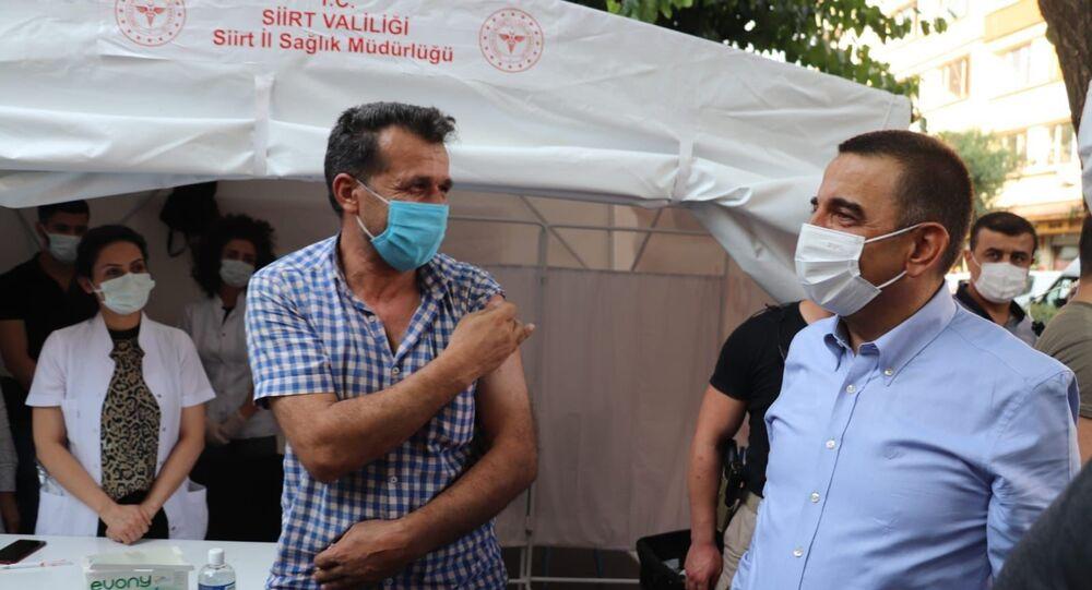 Siirt Valisi Osman Hacıbektaşoğlu