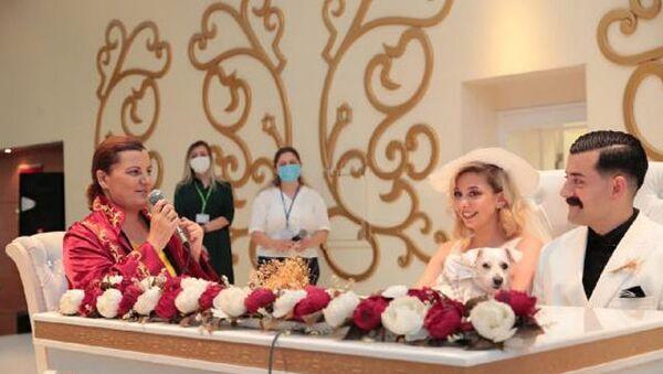 nikah - evlilik - evlenme - düğün - Sputnik Türkiye