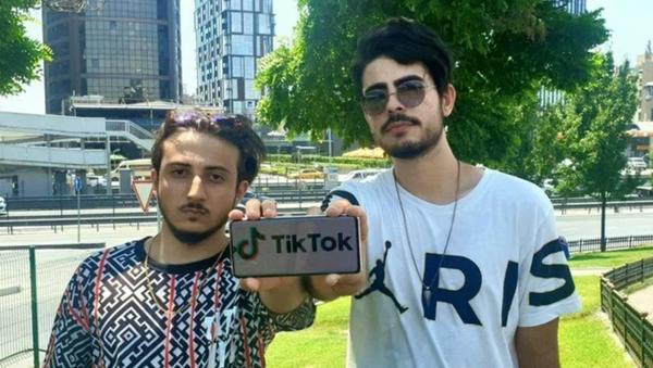 Türk öğrenciler TikTok'un açığını buldu - Sputnik Türkiye