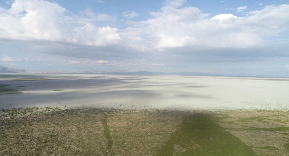 Konya Akşehir Gölü