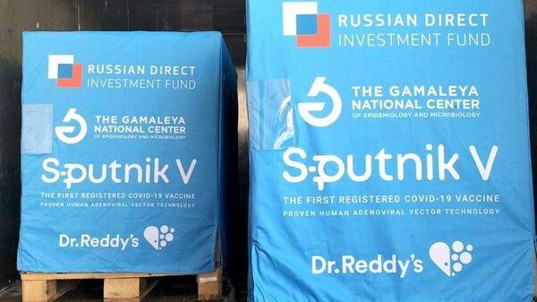 Hindistan Rusya koronavirüs aşısı Sputnik - Sputnik Türkiye