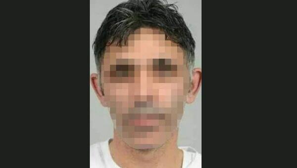 Kızını taciz eden adam M.B. - Iğdır - Sputnik Türkiye