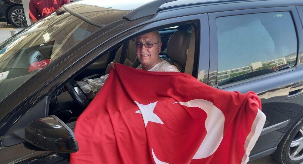 Kapıkule Sınır Kapısı yurt dışından gelen Türkler - Kurban Bayramı