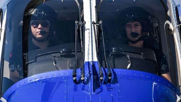 Kurban Bayramı öncesi havadan ve karadan denetim - Sputnik Türkiye