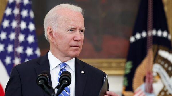 ABD Başkanı Joe Biden - Sputnik Türkiye