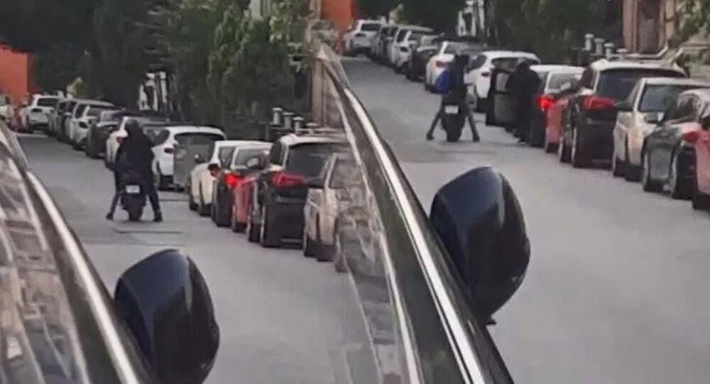 otomobil hırsızlığı İstanbul Bakırköy