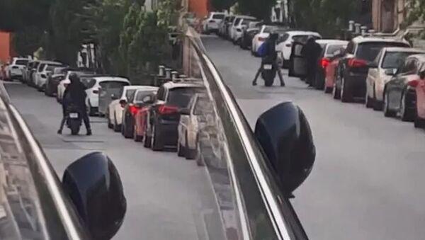 otomobil hırsızlığı İstanbul Bakırköy - Sputnik Türkiye