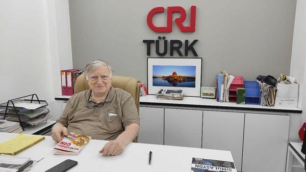 Kamil Erdoğdu - Sputnik Türkiye