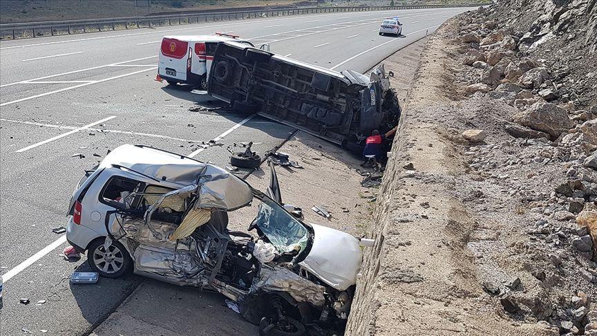 Kurban Bayramı'nda trafik kazaları