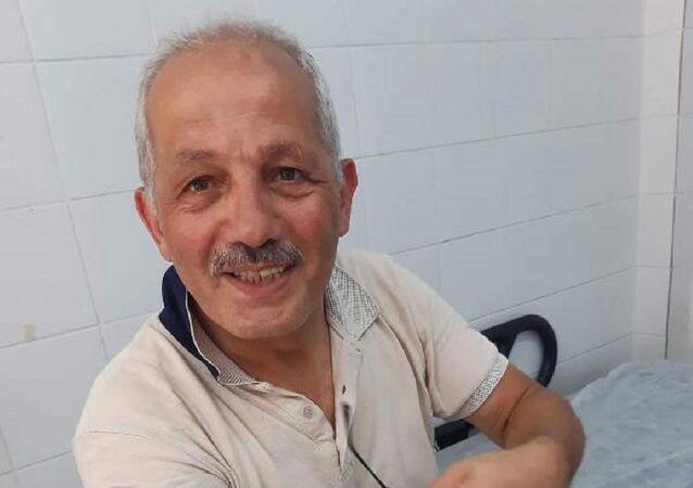 Trabzon'un Köprübaşı Belediye Başkanı Ali Aydın, kurban kesimi sırasında yaralandı.