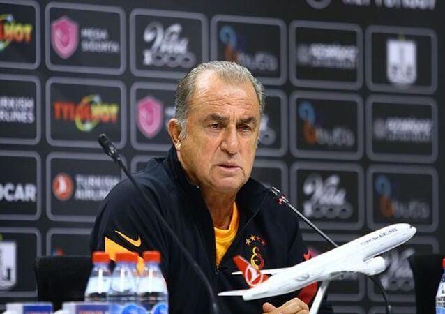 Galatasaray Teknik Direktörü Fatih Terim: İlk maçta avantajlı bir skor almak istiyoruz