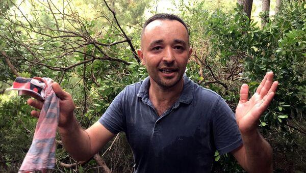 Kocaeli'de sahibinin elinden kaçarak uçuruma yuvarlanan büyükbaş hayvan, düştüğü alanda kesildi - Sputnik Türkiye
