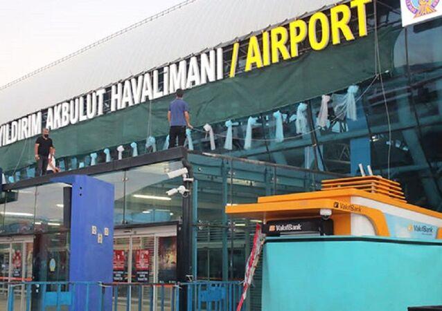 Erzincan Havalimanı'nın ismi 'Erzincan Yıldırım Akbulut' olarak değiştirildi