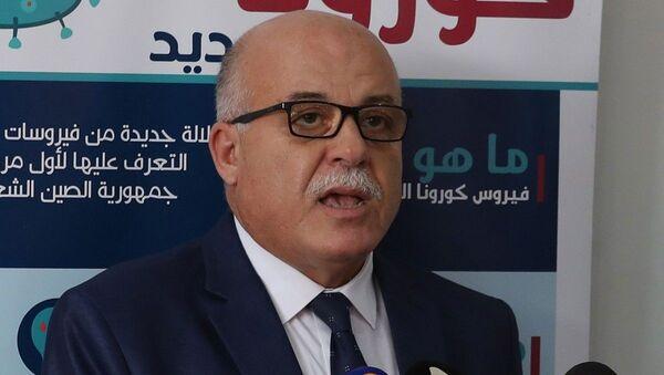 Tunus Sağlık Bakanı Fevzi Mehdi - Sputnik Türkiye