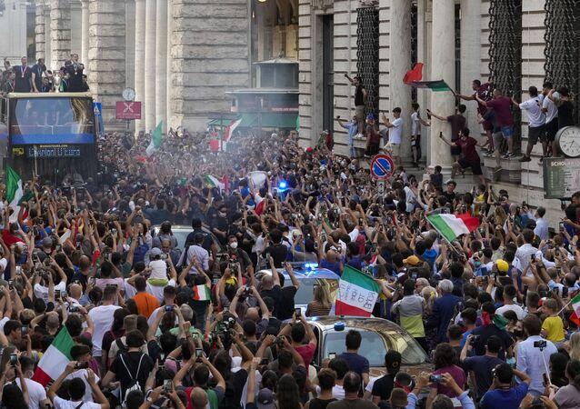 EURO 2020 - İtalya - Şampiyonluk
