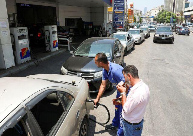 Lübnan - benzin krizi