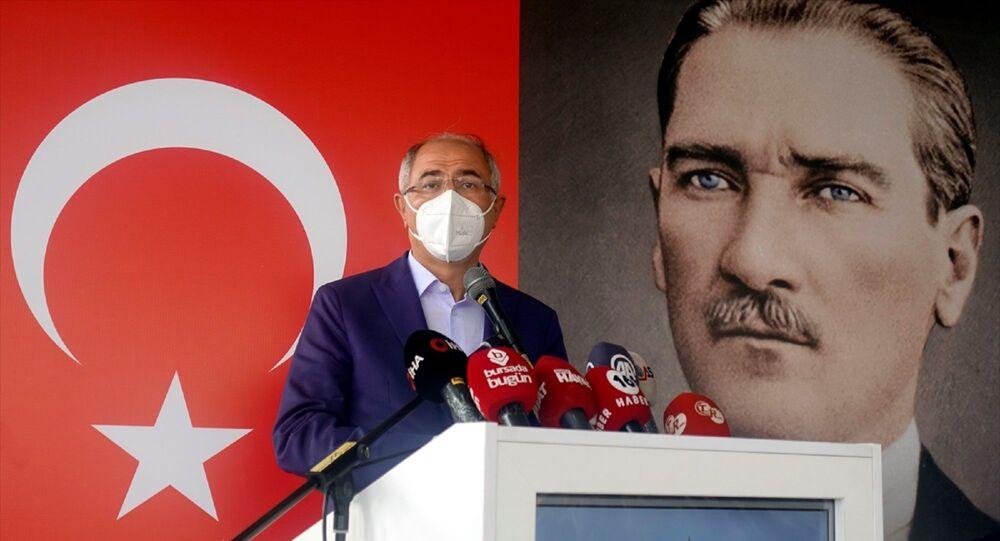 AK Parti Genel Başkan Yardımcısı ve Bursa MilletvekiliEfkanAla