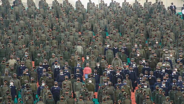 Madagaskar askerleri - Sputnik Türkiye