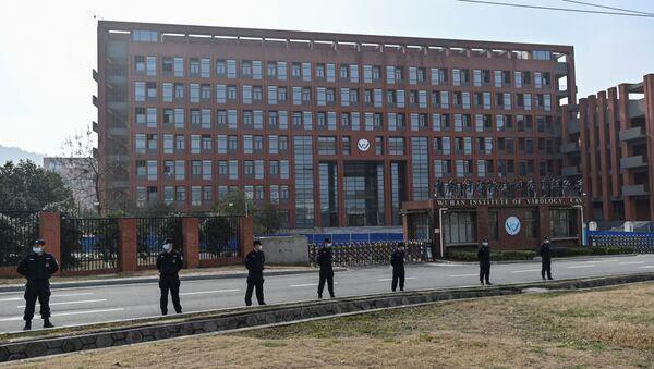 Vuhan Viroloji Enstitüsü - Çin - Sputnik Türkiye