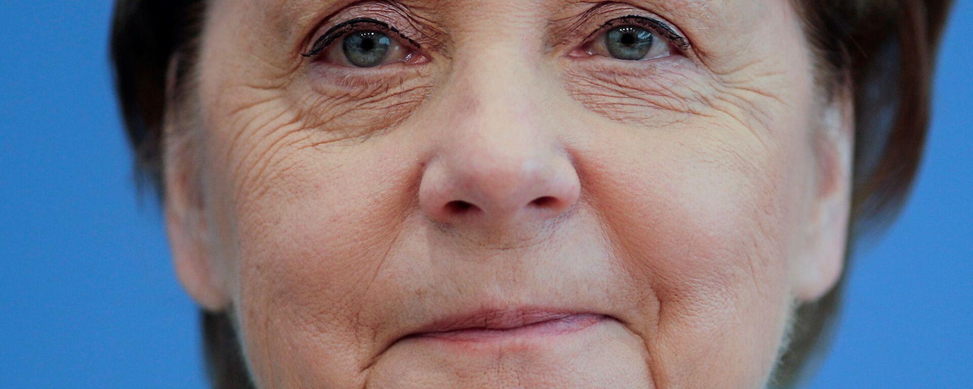 Angela Merkel - Sputnik Türkiye, 1920, 14.09.2021