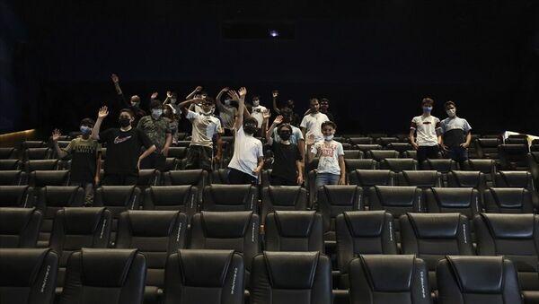 Pandemi sonrasında sinema - Sputnik Türkiye