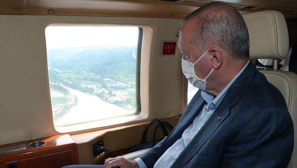 Erdoğan - Sputnik Türkiye