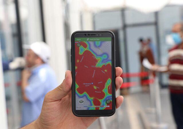 Diyarbakır kırmızı risk haritası