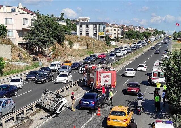 Kurban Bayramı tatili trafik kazaları