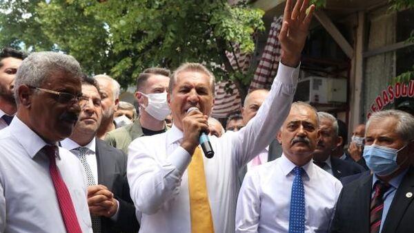 Mustafa Sarıgül - Sputnik Türkiye