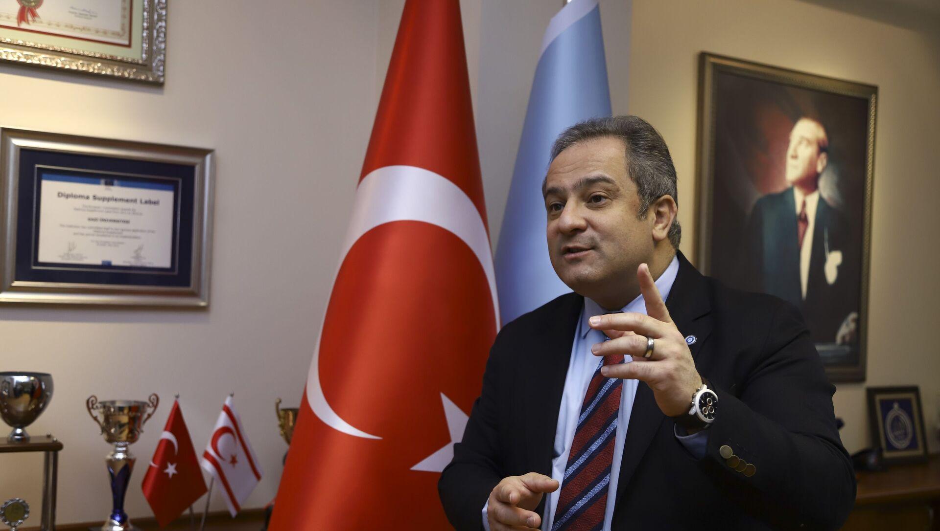 Prof. Dr. Mustafa Necmi İlhan - Sputnik Türkiye, 1920, 24.07.2021