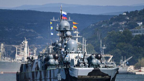 Rusya- Karadeniz filosu - Sputnik Türkiye
