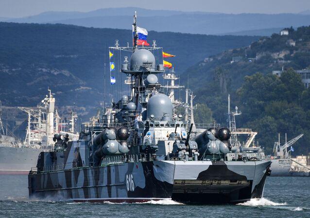 Rusya- Karadeniz filosu
