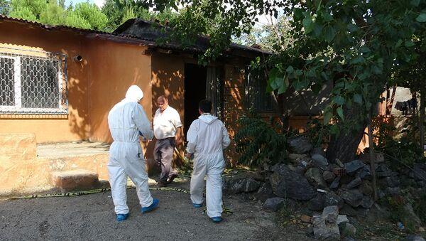Fidye için rehin alıp işkence ettiler, para alamayınca öldürüp bahçeye gömdüler - Sputnik Türkiye