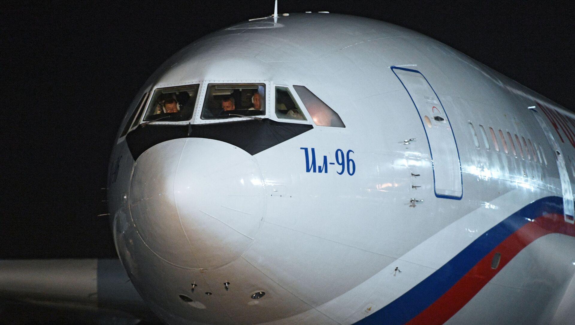 Rusya'nın gönderdiği insani yardım uçakları Küba'ya iniş yaptı - Sputnik Türkiye, 1920, 26.07.2021