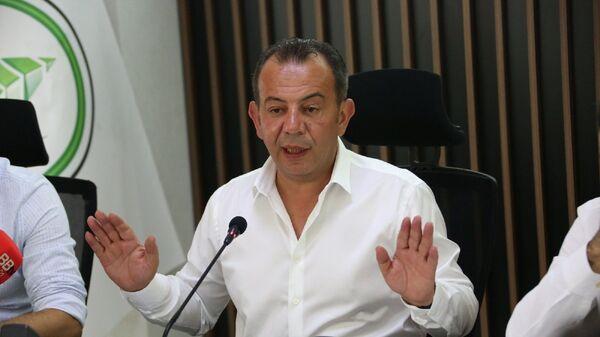 Bolu Belediye Başkanı Tanju Özcan - Sputnik Türkiye